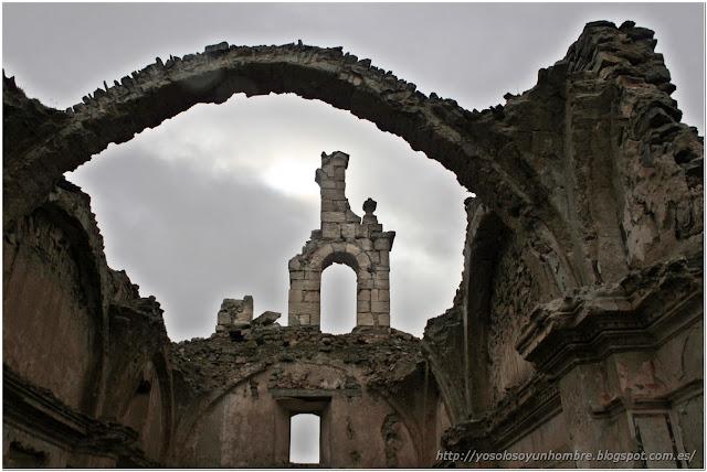 Ruinas  de la iglesia de San Bartolomé