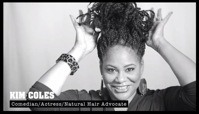 "Kim Coles, ""Hair Tales"""