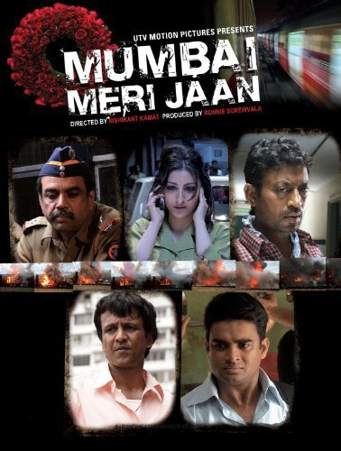 Poster of Mumbai Meri Jaan 2008 720p Hindi HDRip Full Movie Download