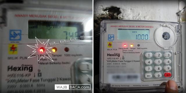 Kaget dengan Alarm Meteran Listrik yang Tiba-Tiba Bunyi? Ini Kode Reset Bahkan Matikan Bunyinya