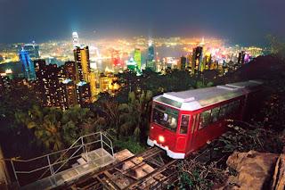 Hongkong The Victoria Peak
