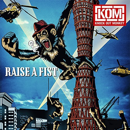 [Album] KNOCK OUT MONKEY – RAISE A FIST (2016.01.06/MP3/RAR)