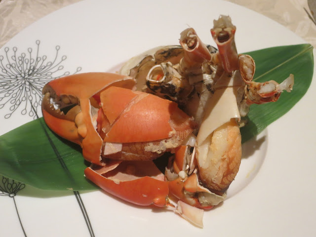 Tong An Pan Fried Crab