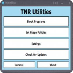 تحميل TNR Utilities لادارة و تنظيم الكمبيوتر free key