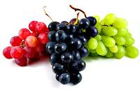 Las uvas son una fruta muy buena a la hora de afrontar una rutina de ejercicios