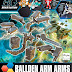 HGBC 1/144 Ballden Arm Arms - Release Info, Box art and Official Images