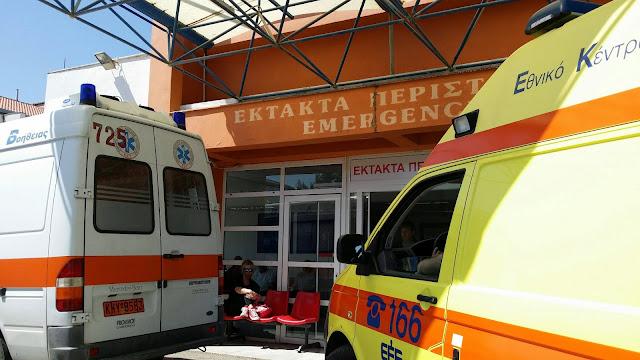 Πρέβεζα: Σύλλογος εργαζομένων νοσοκομείου Πρέβεζας - «Η ΠΡΟΤΑΣΗ ΤΗΣ 6ης Υ.ΠΕ ΕΙΝΑΙ ΤΟ 4ο ΜΝΗΜΟΝΙΟ»