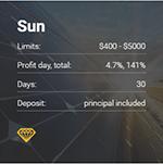 Инвестиционный планы Solar Invest 4