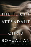 The Flight Attendant by Chris Bohjalian book cover and review