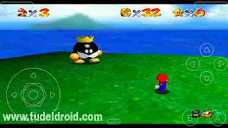 Mario Melawan Boss
