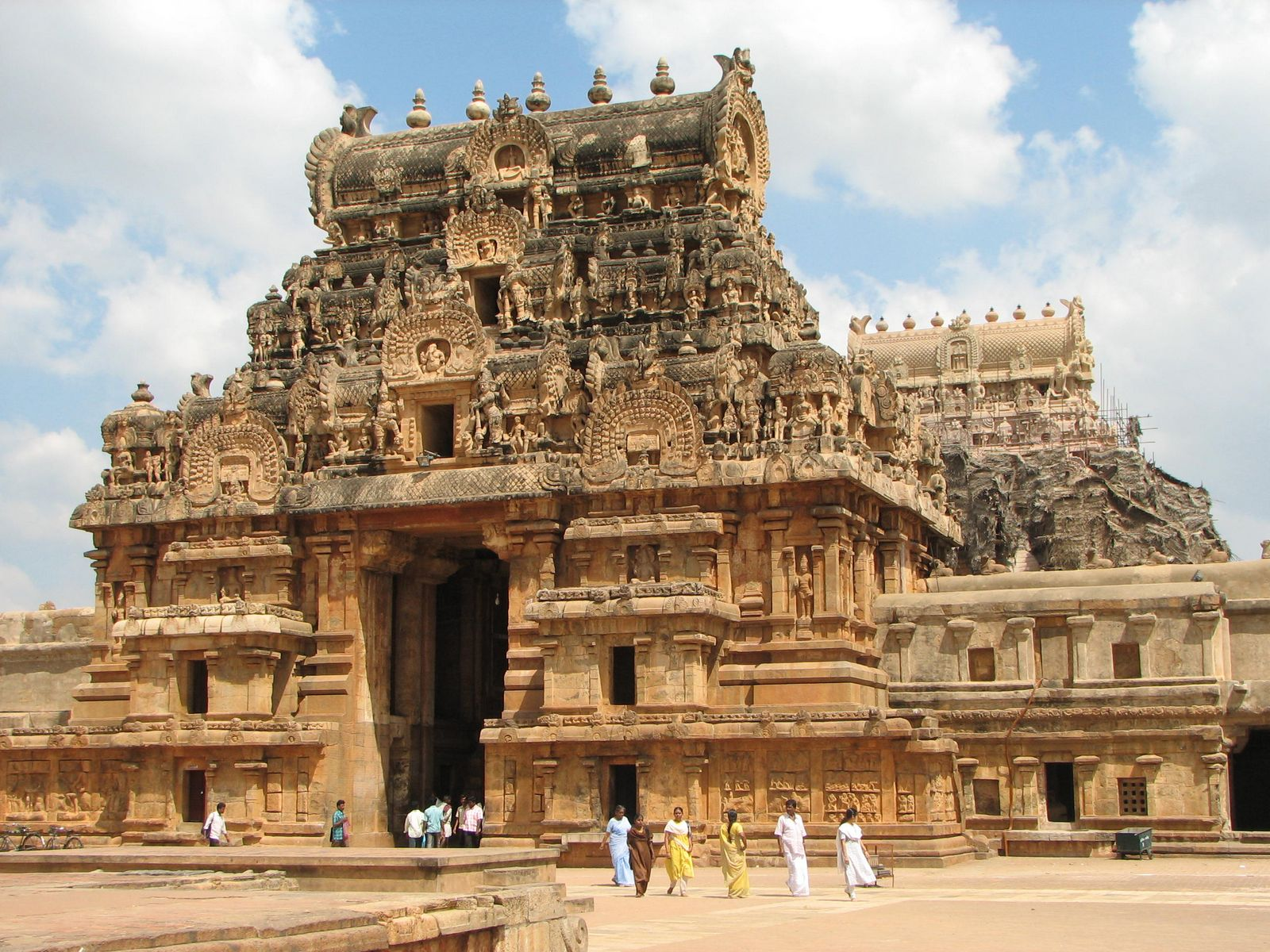 Trip to south india