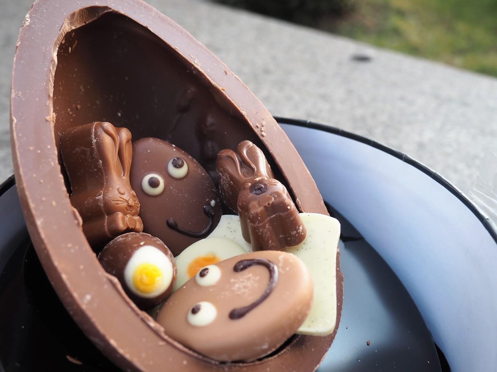 Hotel Chocolat You Crack Me Up Easter Egg