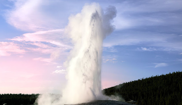 Steamboat Geyser Erupts for 8th Time Since March, and Scientists Aren't Sure Why