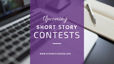 Upcoming Short Story Contests (July - December)