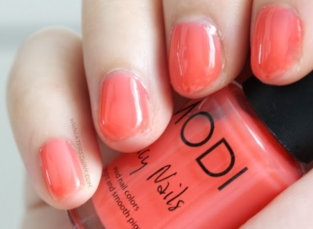 Modi Juicy Nails nail polish no. 19