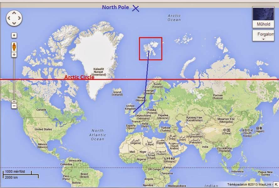 Sentimental in Berlin Blog: Svalbard-Spitsbergen, a step ...