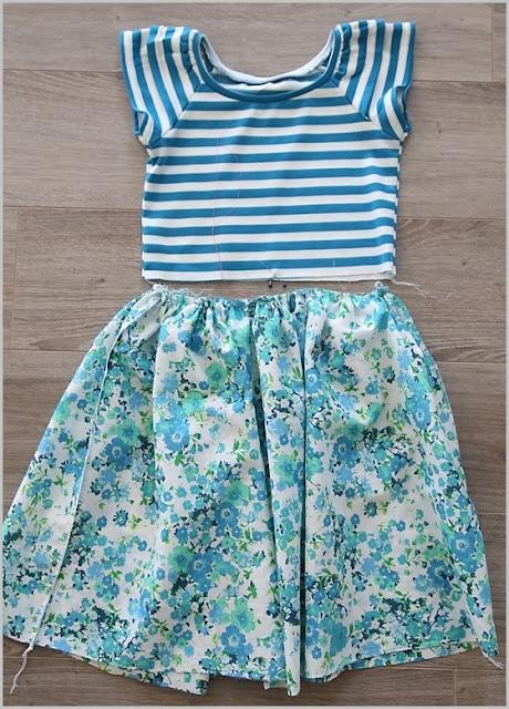 [Full] Cách may váy đầm cho bé gái đơn giản - Ảnh 8