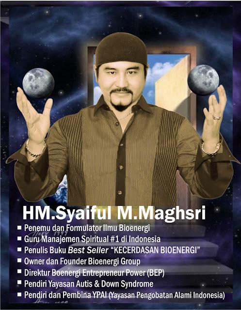 Syaiful Maghsri Mentor dan Konsultan Solusi