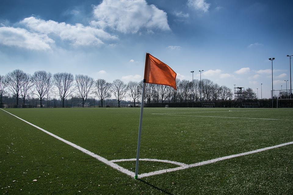 Lapangan Sepak Bola di Klaten Jawa tengah