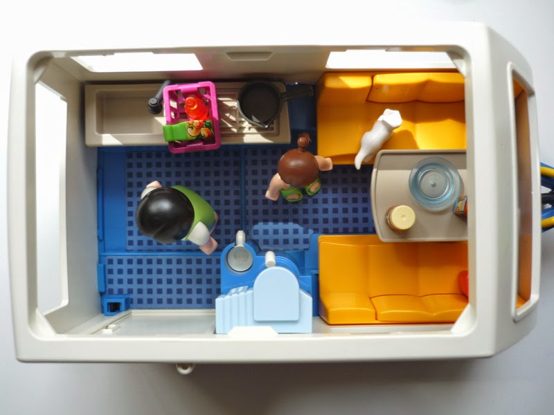 la bo te bazar caravane playmobil. Black Bedroom Furniture Sets. Home Design Ideas
