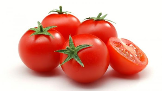 Eliminate Dull Skin with Tomatoes