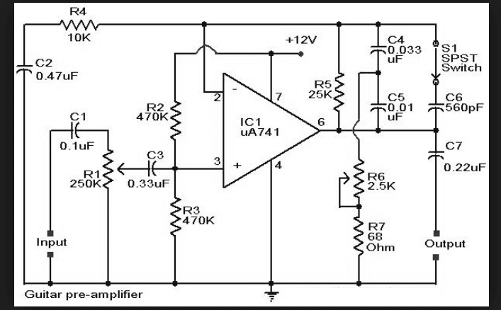Lm741 Pin Diagram, Lm741, Free Engine Image For User