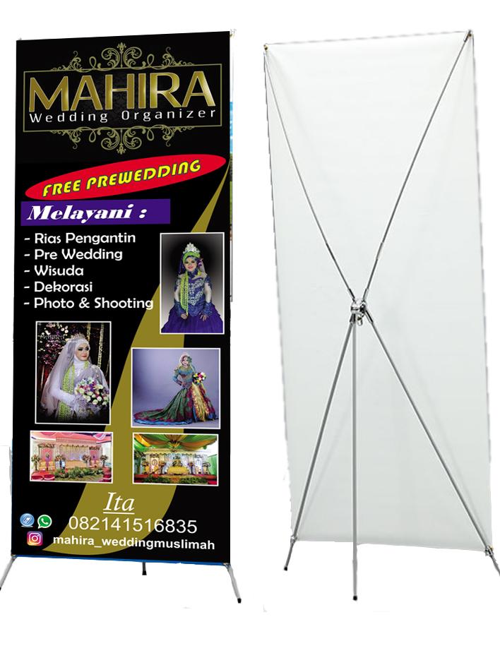 Portfolio Banner Utama Media Advertising