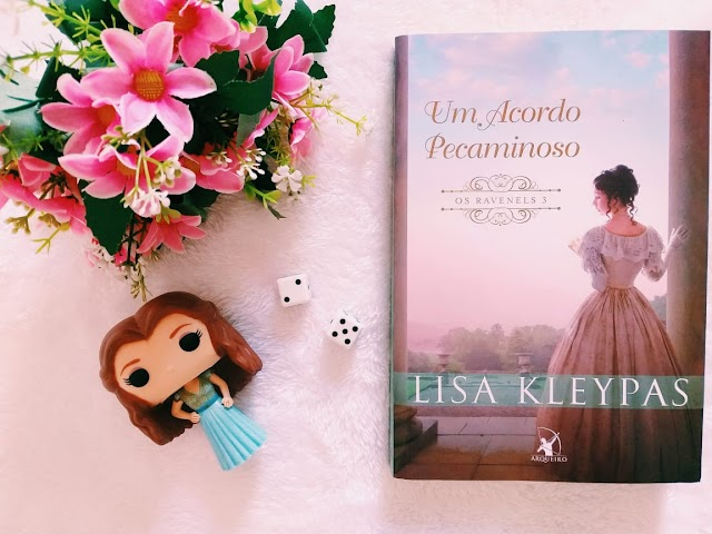 [RESENHA #606] UM ACORDO PECAMINOSO - LISA KLEYPAS
