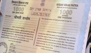 Post Office Schemes kisan vikas patra