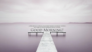 GOOD MORNING HD DESKTOP WALLPAPER FOTO