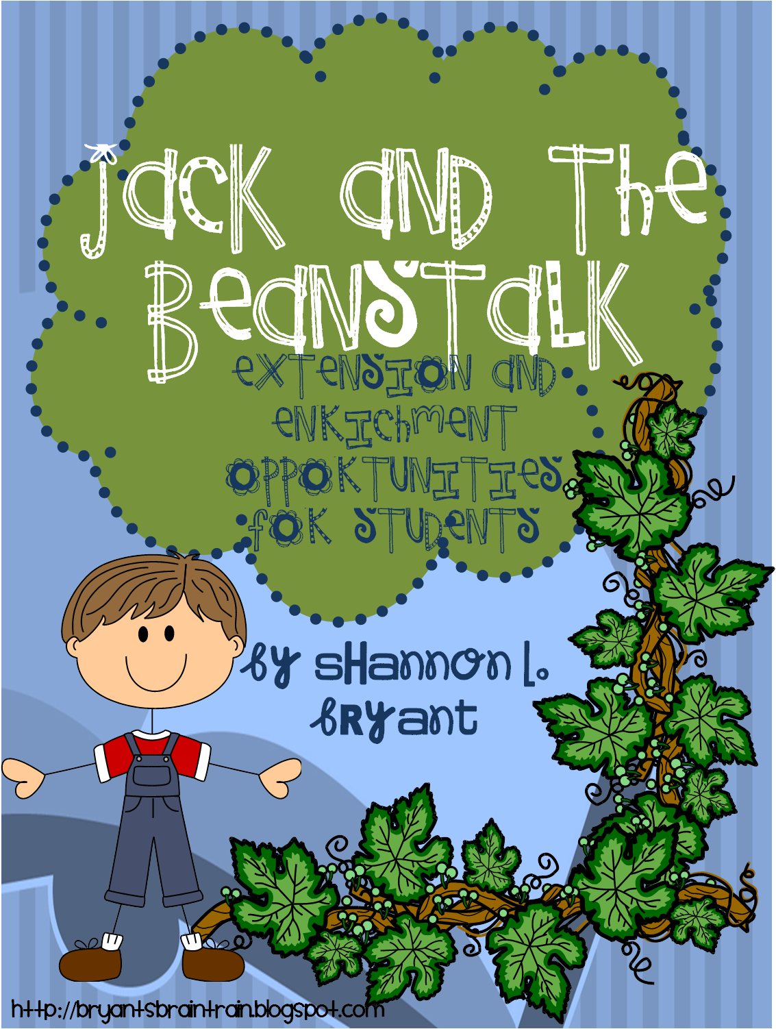 Bryant S Brain Train Welcome Aboard Ted Gab And The Classroom Corner Jack And The
