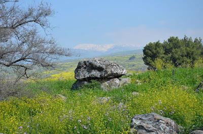 Las masivas tumbas de Galilea, de 4.000 años de antigüedad, obligan a repensar la edad oscura de bronce