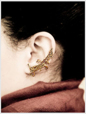 Go For Quirky & Fun Styles earcuff