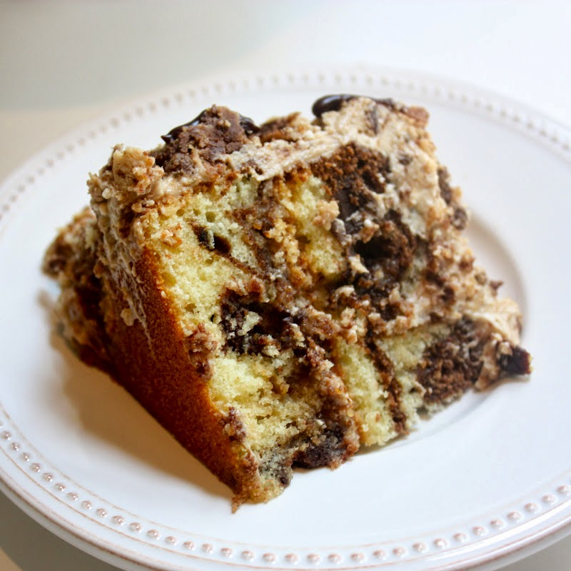 Which Is The Best Combination For Marble Cake