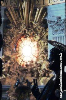 sao pedro arnolfo cambio catedra sao pedro bernini - Cinco obras de arte da Basílica de São Pedro