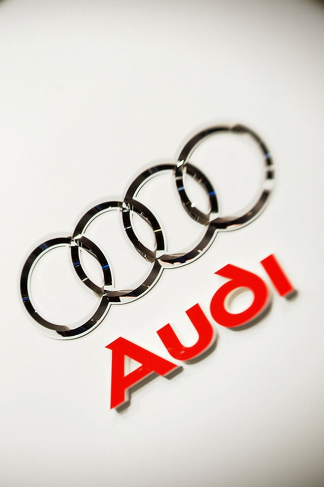 Audi Logo Download Iphone Ipod Touch Android Wallpapers