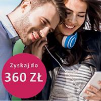 Zyskaj 360 zł - 5 edycja promocji w Banku Millennium