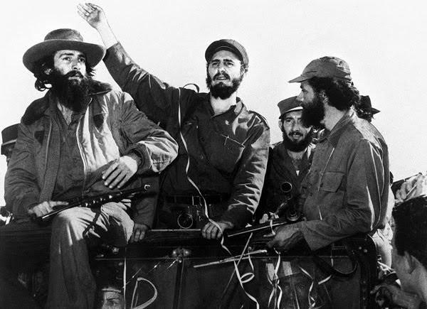 A vuelapluma. Fidel