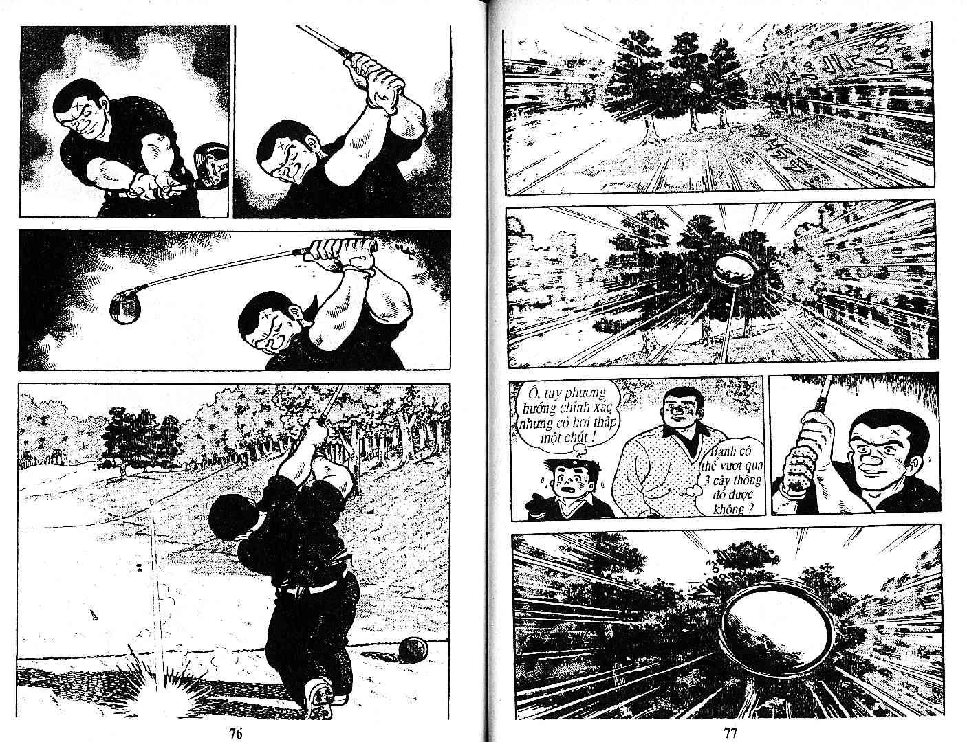 Ashita Tenki ni Naare chapter 28 trang 37
