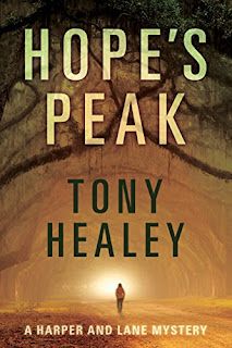 Big discount Kindle: Tony Healey Harper and Lane mystery – Hope's Peak £3.99 (amazon)