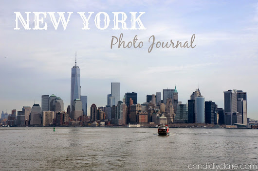 My Trip in Photos: New York City!
