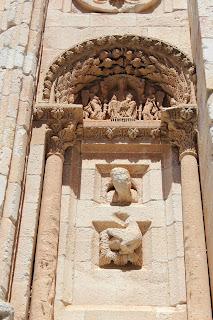 Puerta del Obispo de la Catedral de Zamora
