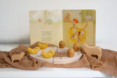 Seizoentafel Pasen Atelier de Vier Jaargetijden
