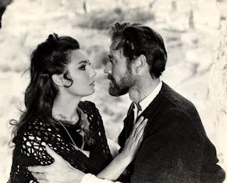 Rosanna Schiaffino y Mel Ferrer en El Greco