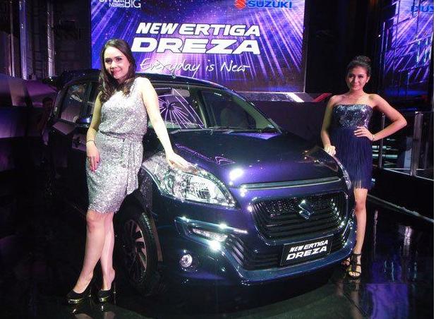 Mobil Suzuki Ertiga Diesel akan Segera Rilis Di indonesia