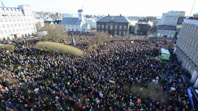 Dimite el primer ministro de Islandia tras la filtración de los 'papeles de Panamá'
