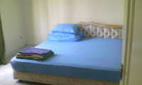 villa puncak cipanas green apple type umi 3...3 kamar tidur