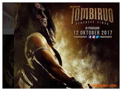 Review Filem Tombiruo: Penunggu Rimba 2017
