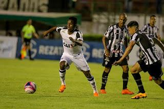 Atlético-MG e Tupi jogaram no Radialista Mário Helênio