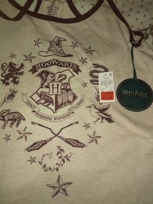 #Shopping - Saldos Primark & Women'Secret Top pijama Harry Potter